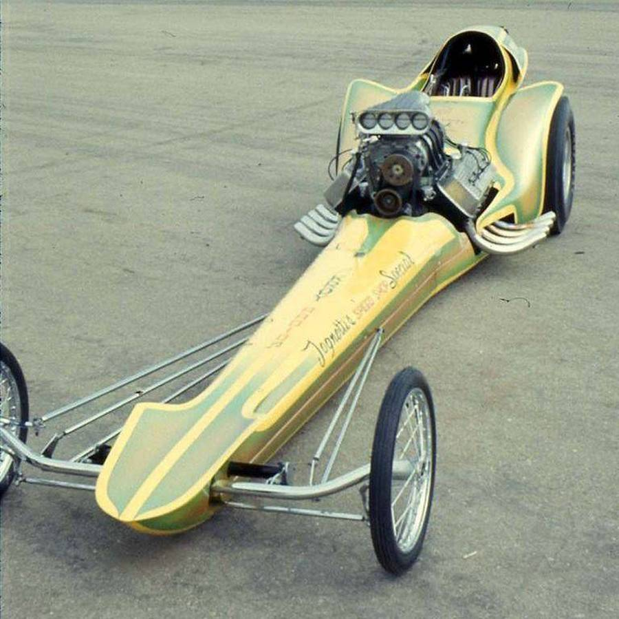 Dragsters George Klass Remembers Tubular Body Guard Frame Honda Beat Street Over The Years Racers In Dragster Classes Tried Many Different Things An Effort To Get Edge They Were Willing Experiment See What Worked