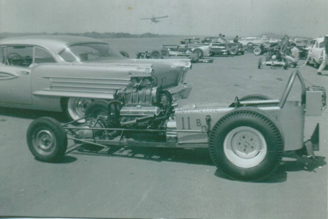 Dragsters George Klass Remembers