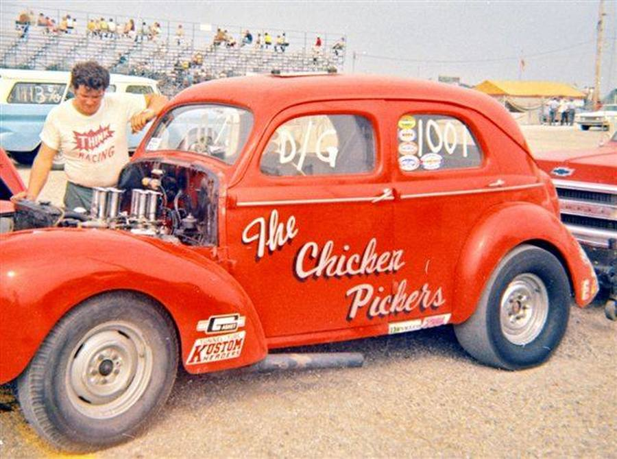 GASSERS - GEORGE KLASS REMEMBERS