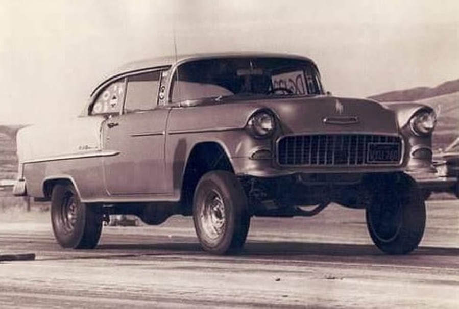 GASSERS - GEORGE KLASS REMEMBERS...