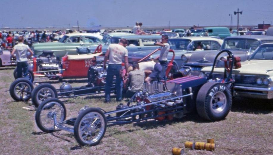 DRAGSTERS - GEORGE KLASS REMEMBERS